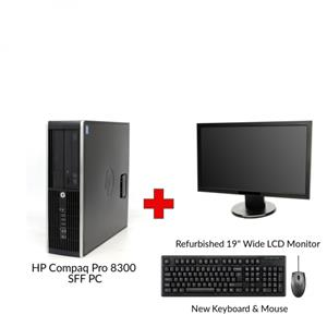 HP COMPAQ ELITE 8300 CORE I7 SFF Desktop