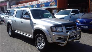 2008 Ford Ranger 3.0TDCi double cab 4x4 XLE