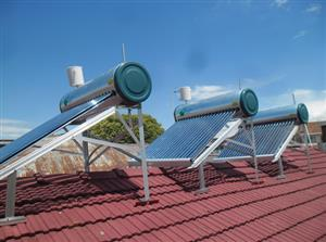 Solar Geysers Thohoyandou