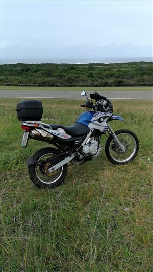 2006 BMW F650 GS