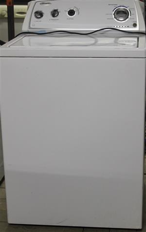 White Whirlpool washing machine S031083A #Rosettenvillepawnshop