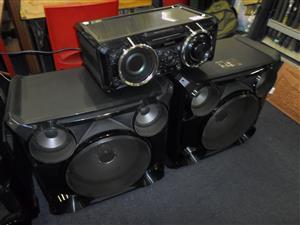 Samsung HiFi System - MX-FS8000