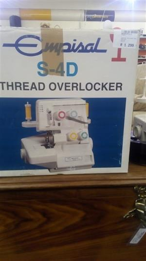 Empisal S-4D Thread Overlocker
