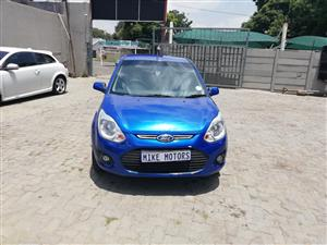 2016 Ford Figo hatch 1.5 Titanium