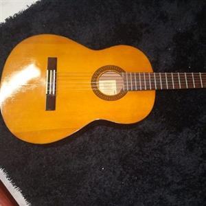 Yamaha G-228 guitar.