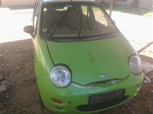 2012 Cars for Stripping Chery