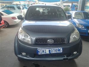 2007 Daihatsu Terios 1.5 Special Edition