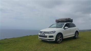 2013 VW Touareg V8 TDI Executive R Line