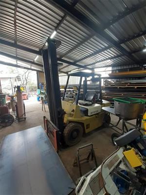 3Ton Hyster Diesel Forklift