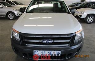 2014 Ford Ranger single cab RANGER 2.2TDCi XL P/U S/C