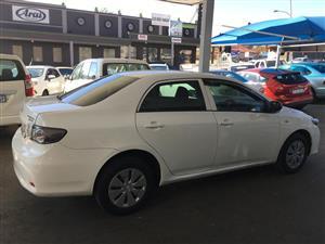 2018 Toyota Corolla 1.6 Advanced