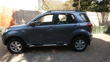 2008 Daihatsu Terios 1.5 4x4 Off road