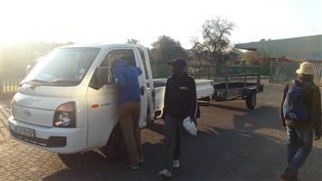 H100 Hyundai bakkies for moving transport delivery