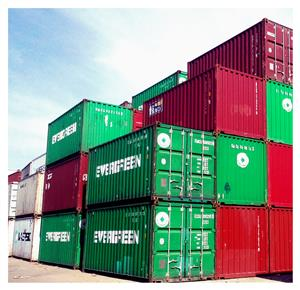 Shipping Containers Available in Johannesburg Region