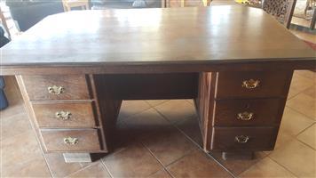 Partridge Wood Office Desk