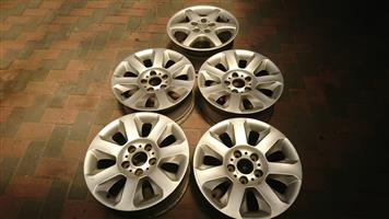 16Inch Bmw E60/61 Mags For Sale-Loose