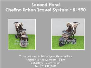 Second Hand Chelino Urban Travel System