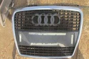 2008 AUDI A3 MAIN GRILL – USED(OP)