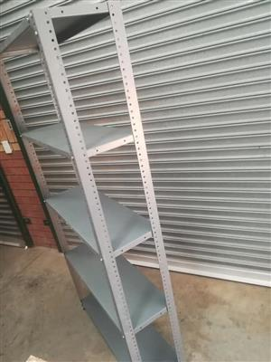 5 LEVEL SHELVING FOR SALE