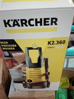 Karcher high pressure washer for sale