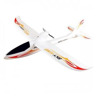 WLtoys F959 Sky King 2.4G 3CH 750mm Wingspan RC Airplane With Led RTF