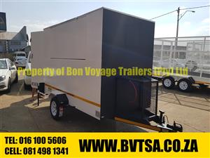 3 Meter Kiosk /Kitchen Trailer For Sale