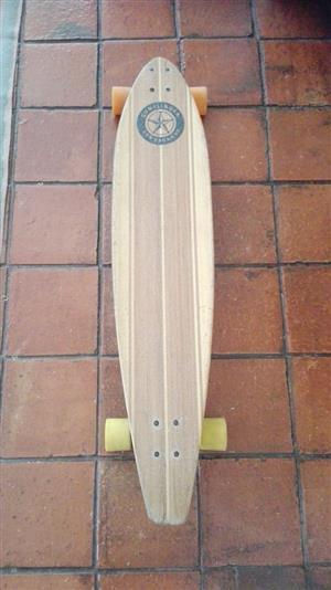 Gunslinger Longboard