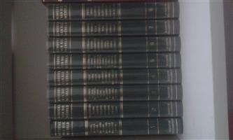 Afrikaans Encyclopedia set