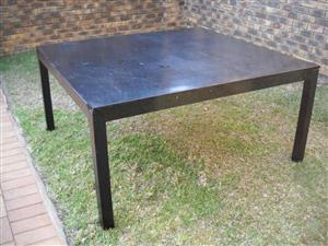8 Seater dining or patio table