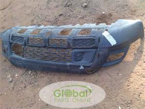 FIAT 500 FRONT BUMPER INSERT – USED (CR)