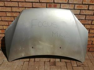 Ford Focus Mk2 Bonnet