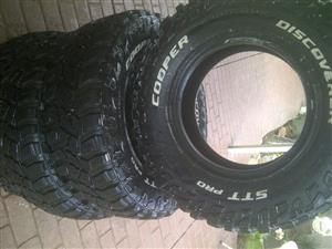 Rainy days?Let us help you get Excellent condition tyres new/Used.