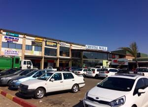 Retail Space available FOR RENT in Crystal mall- Eldorado