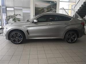 2017 BMW X6-M