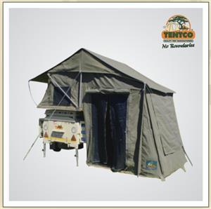 Tentco 1.45 trailer tent - NEW