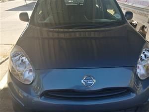 2013 Nissan Micra 1.4 5 door Acenta