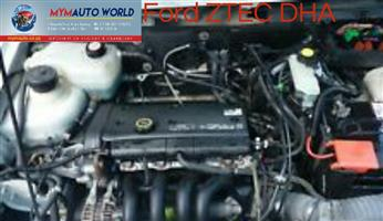 Imported used FORD ZETEC SE-SEFI 1.25L, Z TEC DHA, Complete second hand used engine