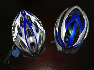 Blue racing helmets for sale