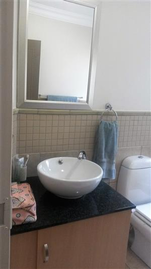 Stunning Modern & Spacious 2 Bedroom apartment in 24hrs security complex. Brooklyn 1 December 2018