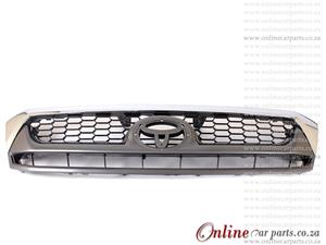 Toyota Hilux 4WD Grille CP/GY MID P3 2009-2010