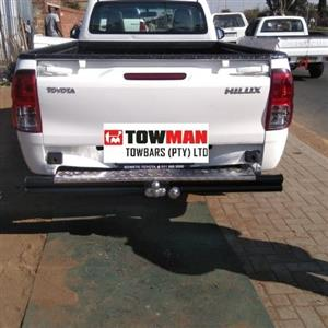 Toyota Hilux tow bar for sale