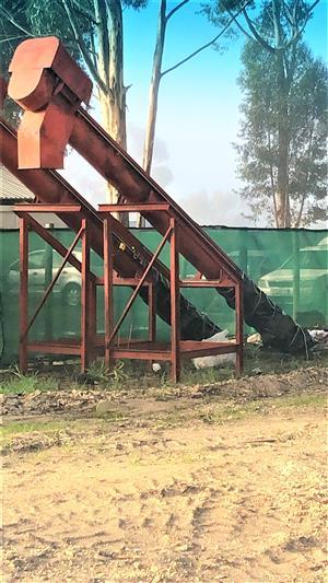 Screw conveyor-Auger- 6m-feeder mill - Conveyor System- Animal feeder-Grain Feeder