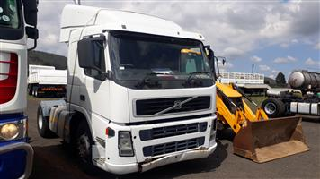Volvo FM 380 single diff truck