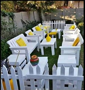 Patio and garden furniture