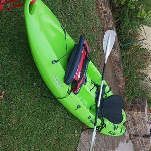 Fluid Chumani Kayak