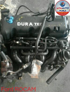 Imported used FORD ROCAM DURATEC 1.3L 8V, ROCAM 1.3L, Complete second hand used engine