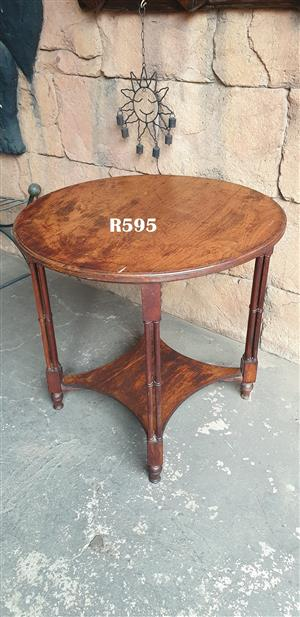 Round Coffee Table In Living Room Furniture In South Africa Junk