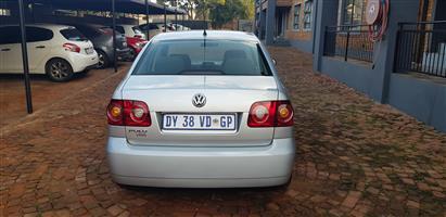 2014 VW Polo Vivo sedan 1.4 Trendline