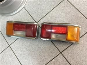 Mercedes-Benz W114, W115 pre-facelift taillights