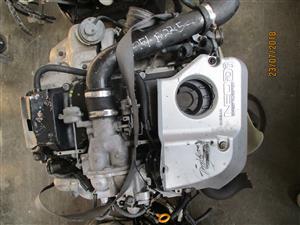 Nissan Hardbody 2.7 TD27 Engine for sale